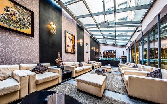 Hungría Budapest Boutique Hotel Budapest 4* desde 55,00 €