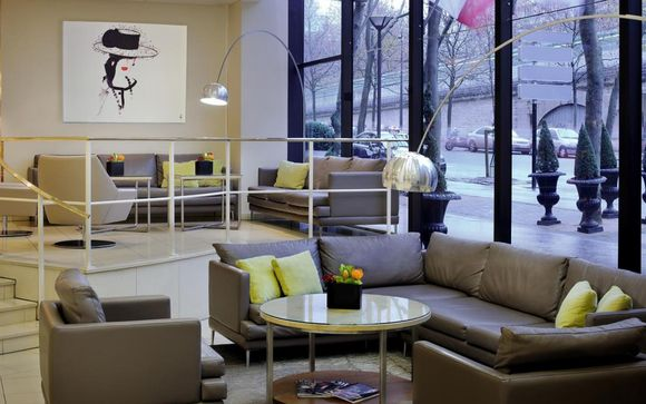 Paris Marriott Rive Gauche Hotel & Conference Center 4*