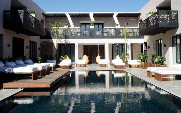 Marruecos Marrakech  Cesar Resort Spa 5* desde 169,00 €