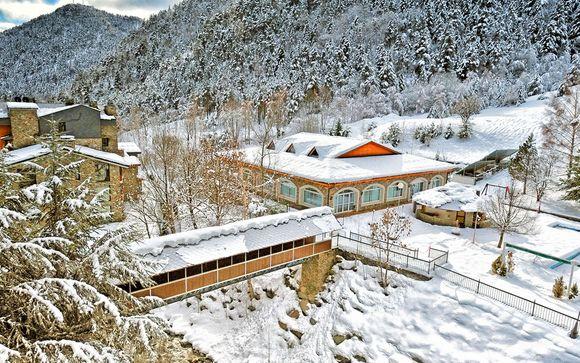 Andorra: Arinsal  Hotel Sant Gothard 4*