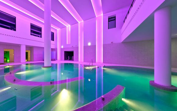 Corvera de Asturias  URH Hotel Spa Zen Balagares 4*