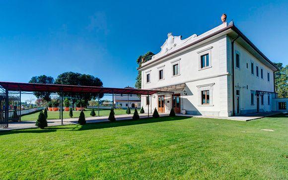 Italia Florencia Villa Tolomei Hotel Resort 5* desde 139,00 €
