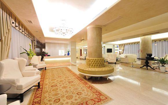 Hotel Roxy Plaza 4*