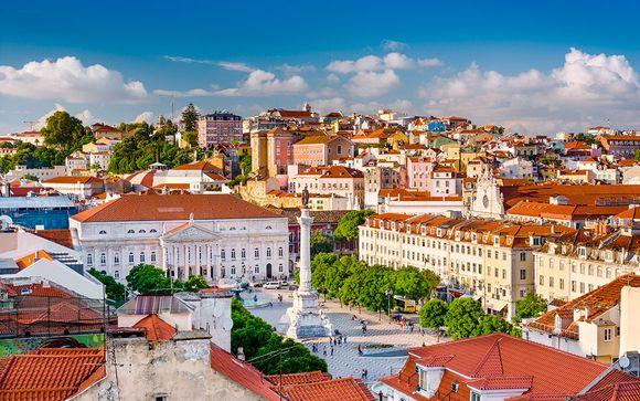 Lisboa Carmo Hotel 4*