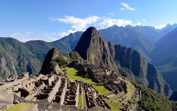Perú Lima - Perú por tierra, mar y aire desde 2.435,00 ?