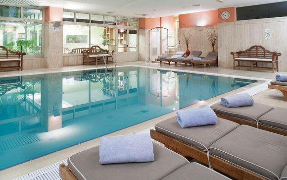 Crowne Plaza St. Peter's Hotel & Spa 4*