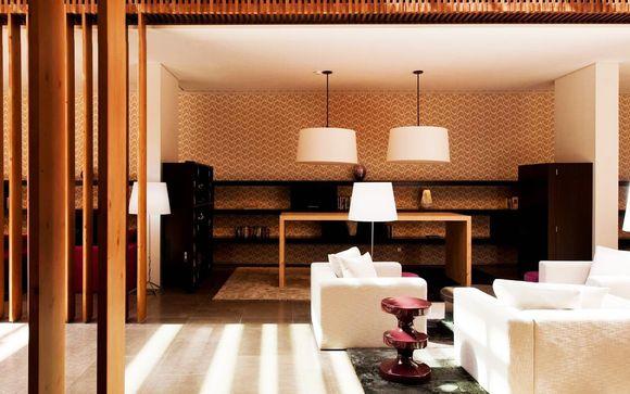 Portugal Lisboa Inspira Santa Marta Hotel Spa 4* desde 99,00 €