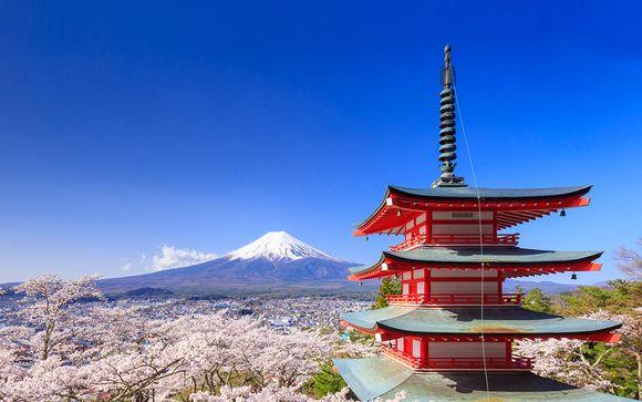 Séjours authentiques au Japon en 8, 10 ou 12 nuits