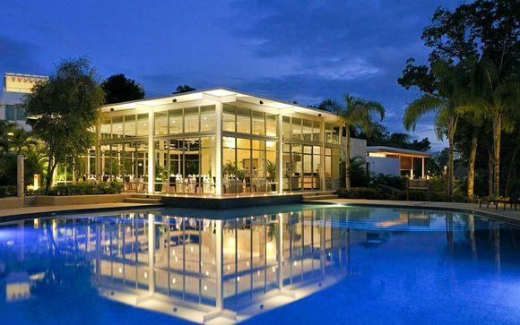 Hôtel Luxury Bahia Principe Sian Ka'an Don Pablo Collection 5*