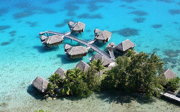 Tahiti Pearl Beach Resort 4* & Sofitel Moorea Ia Ora Beach Resort 5* & Sofitel Bora Bora Marara Beach Resort 4*