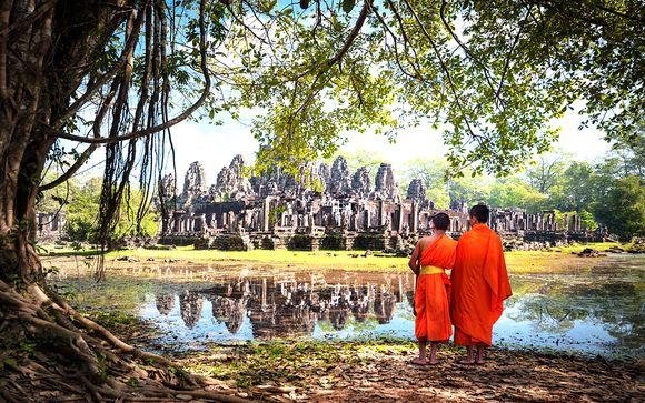 Circuit les Merveilles du Cambodge en 8 ou 11 nuits, en hôtel 4* & 5*
