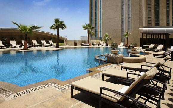 Hôtel Sofitel Abu Dhabi Corniche 5*