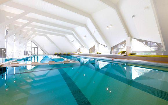 France Carnac - Hôtel Carnac Thalasso & Spa Resort 4* à partir de 75,00 €