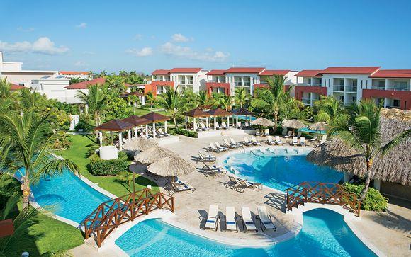République Dominicaine Punta Cana - Hôtel Now Garden Punta Cana 5* à partir de 545,00 €
