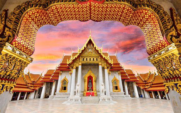 Les incontournables du Nord de la Thaïlande et séjour balnéaire
