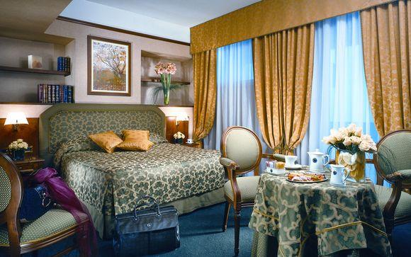 Hôtel Cicerone 4*