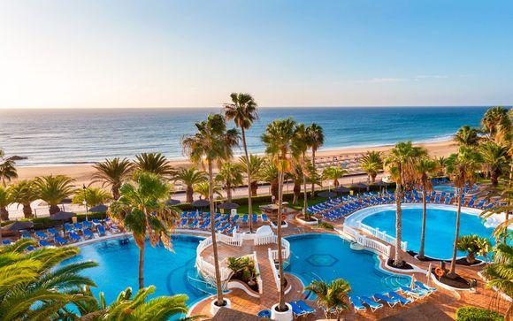 Hôtel Sol Lanzarote 4*