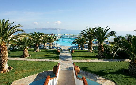 Hôtel Mitsis Rinela Beach Resort & Spa 5*