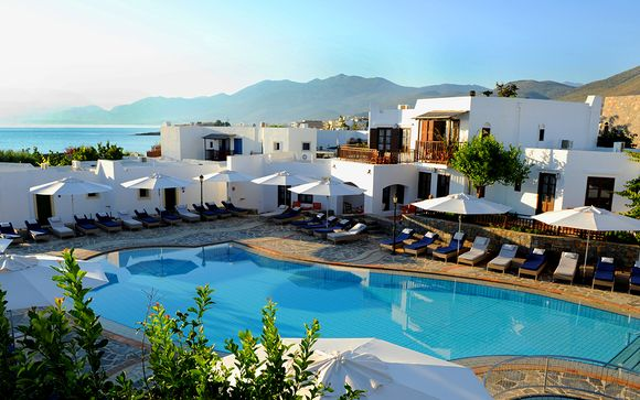Hôtel Creta Maris Beach Resort 5*