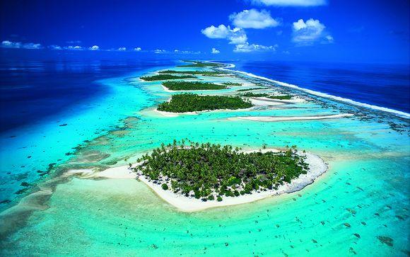 Combiné 4 îles Intercontinental / Maitai - Voyage de légende