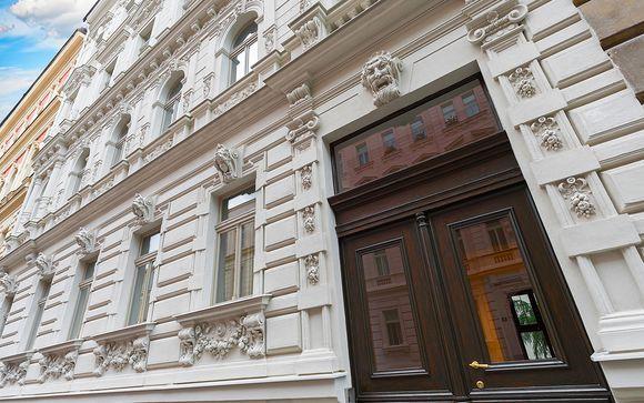 Appart Hotel Prague Vieille Ville