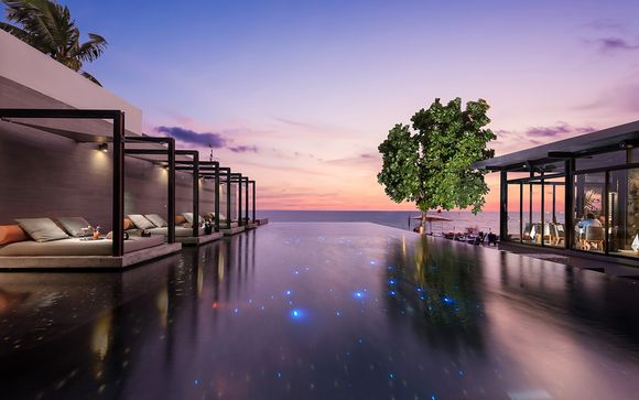 Hôtel Aleenta Phuket Resort & Spa 5* avec Qatar Airways