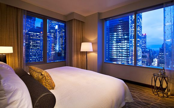 InterContinental New York Times Square 5* et The Betsy 4* Miami