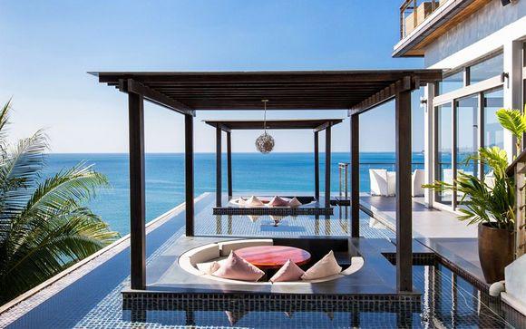 Combiné Hôtel Cape Sienna 5* & Koh Yao Yai Village 4*