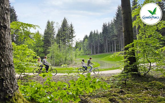 France Hattigny - Center Parcs Domaine des Trois Forêts - Cottage Premium à partir de 265,00 €