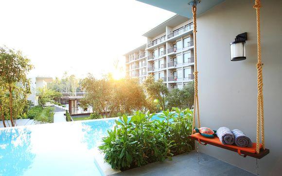 Hôtel Proud Phuket 4*