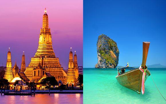 Thailandia - Well Hotel Bangkok 4* + Phuket Patong Beach 4*