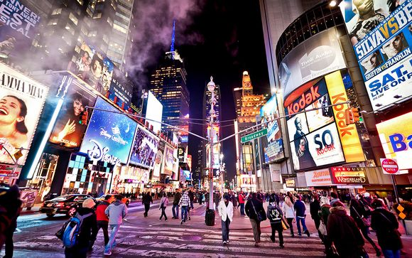 Hotel Crowne Plaza Times Square 4*