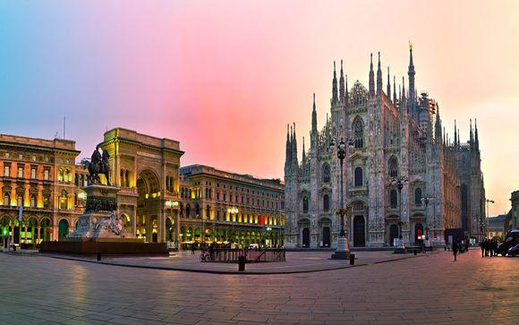 Four Points By Sheraton Milan Center 4*