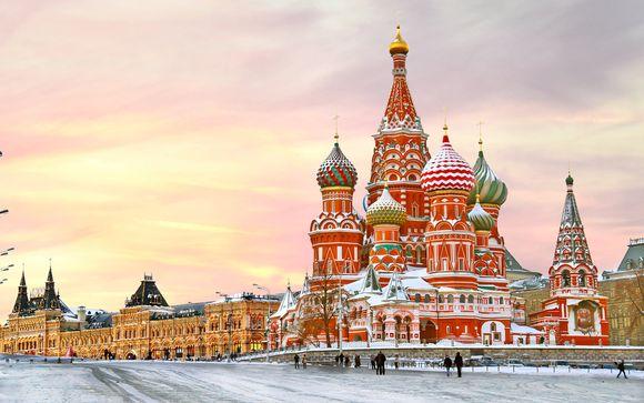 Weekend a Mosca