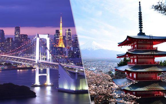 Giappone Imperiale, tour con guida Tokyo e Kyoto