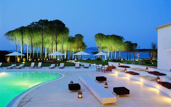 Hotel La Coluccia 4*
