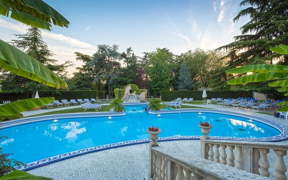 Abano Ritz Spa & Wellfeeling Resort 5*