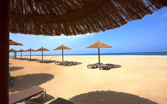 Sol Dunas Resort 5*