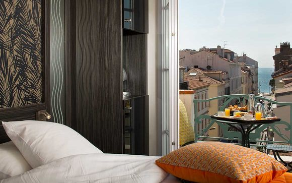 Best Western Cannes 4*