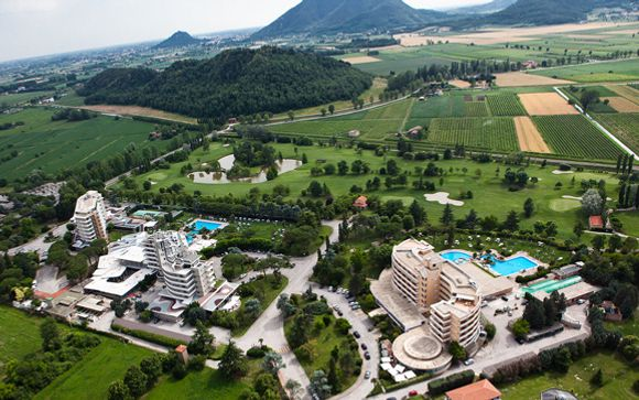 Galzignano / Veneto - Hotel Splendid****