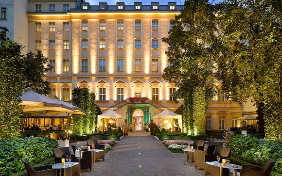The Grand Mark Prague 5*