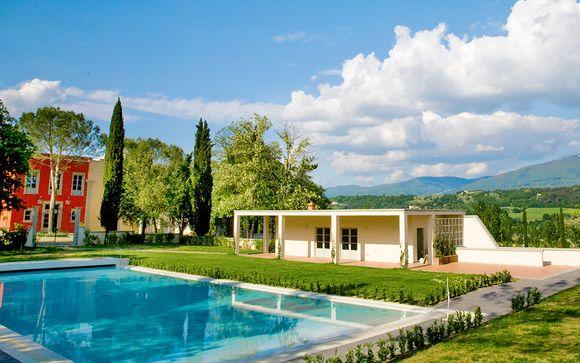 Villa ll Palagio 4*