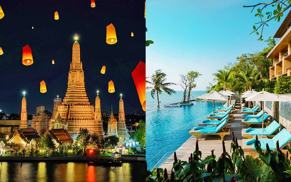 Ramada Menam Riverside Bangkok 5* & Cape Dara The Beachfront Pattaya 5*