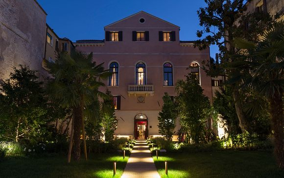 Palazzo Venart 5*
