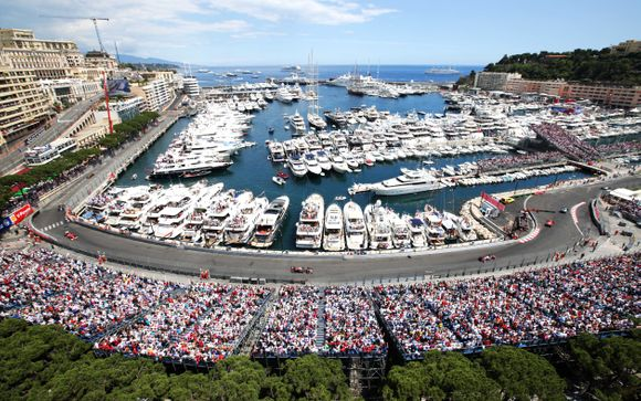 Monaco Grand Prix with Hotel AC Marriott Ambassadeur 5*