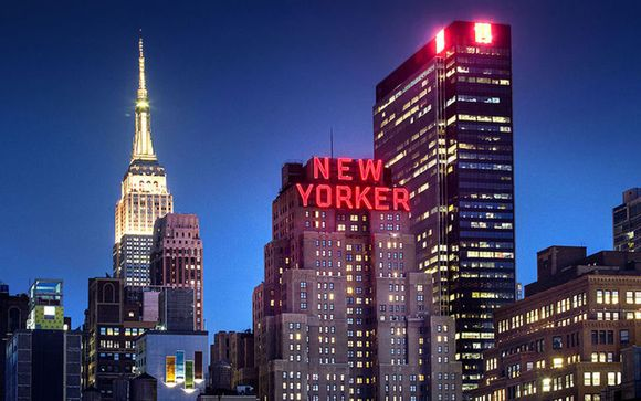 The New Yorker, A Wyndham Hotel 4*