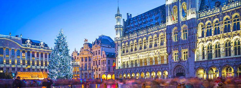 Viaggio in Belgio