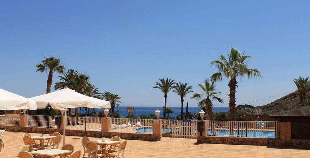 Suite hotel puerto marina 4 voyage priv tot 70 - Hotel puerto marina mojacar ...