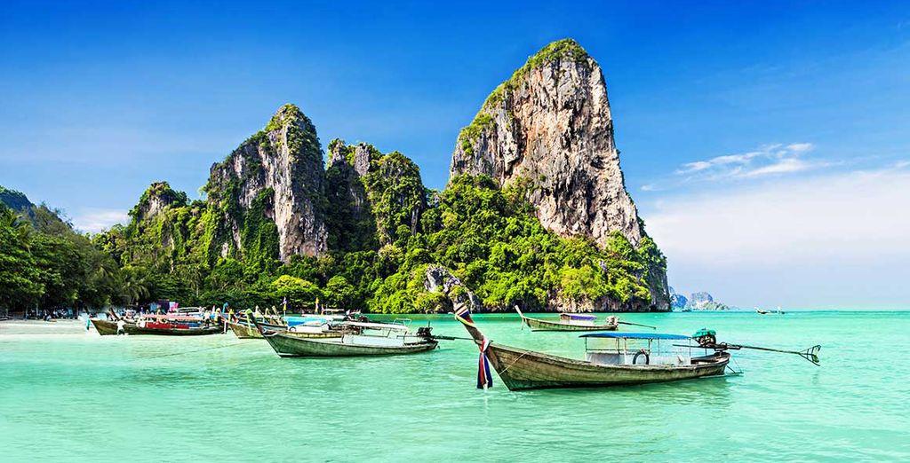 Last Minute Urlaub in Thailand