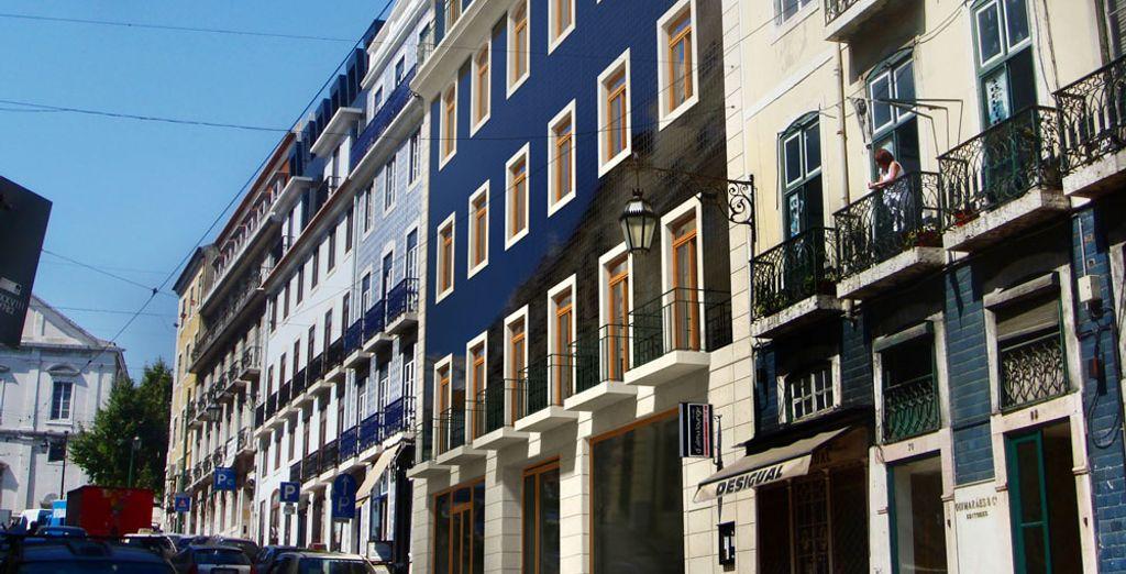 Ihr Hotel liegt direkt in der Altstadt